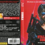 Cobra El Brazo Fuerte De La Ley (2010) R2 Spanish Blu-Ray Cover