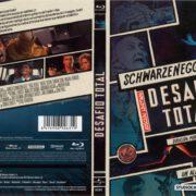 Desafio Total (2012) R2 Spanish Blu-Ray Cover
