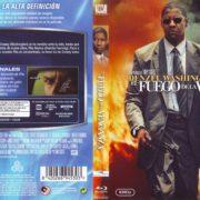 El Fuego De La Venganza (2009) R2 Spanish Blu-Ray Cover