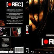 Rec (2008) R2 Spanish Blu-Ray Cover