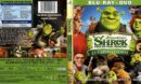 Shrek 4 Shrek Felices Para Siempre (2010) R2 Spanish Blu-Ray Cover