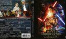 Star Wars El Despertar De La Fuerza (2016) R2 Spanish Blu-Ray Cover