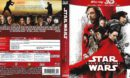 Star Wars Los Ultimos Jedi (2018) R2 Spanish Blu-Ray Cover