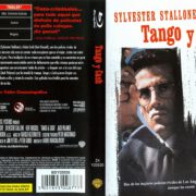 Tango Y Cash (2009) R2 Spanish Blu-Ray Cover