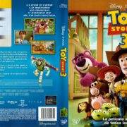 Toy Story 3 (2010) R2 Spanish Blu-Ray Cover