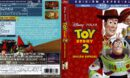 Toy Story 2 Edicion Especial (2009) R2 Spanish Blu-Ray Cover