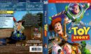 Toy Story (2011) R2 Spanish Blu-Ray Cover