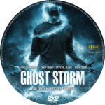 Ghost Storm (2011) R1 Custom DVD Label