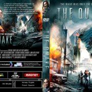 The Quake (2018) R2 Custom DVD Cover & Label