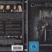 Game of Thrones (Season 1 – 2011) R2 German DVD Cover & labels