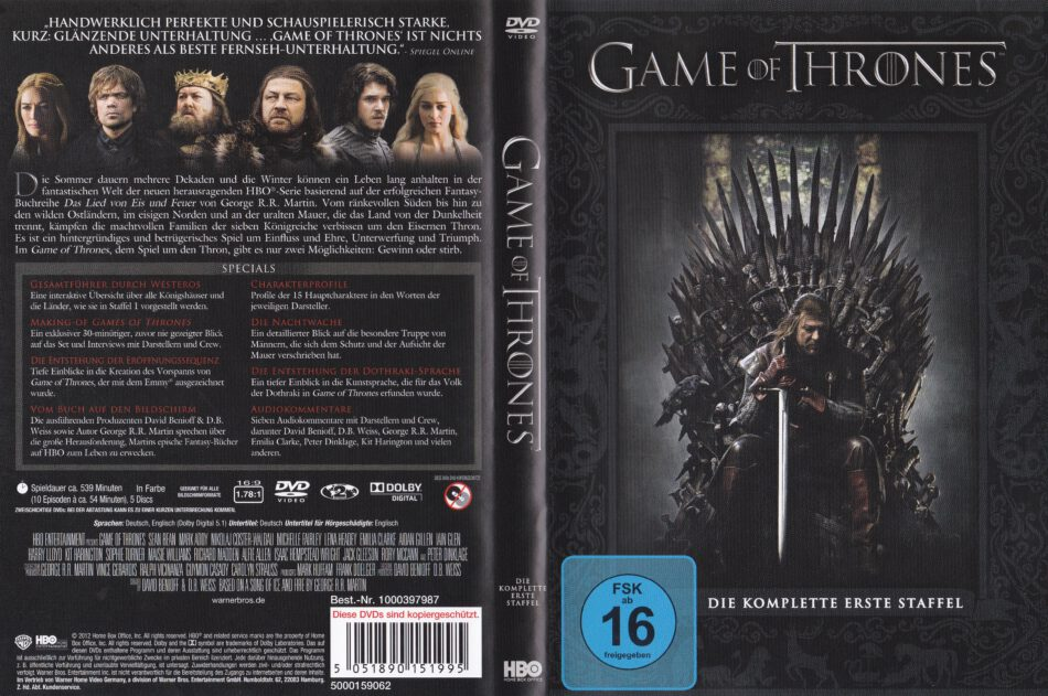 game of thrones free tv staffel 1
