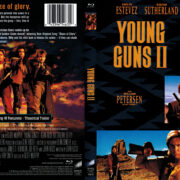 Young Guns II (1990) R1 Blu-Ray Cover
