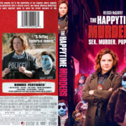 The Happytime Murders (2018) R1 Custom DVD Cover