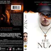 The Nun (2018) R1 Custom DVD Cover