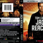 Jack Reacher (2012) R1 4K UHD Cover