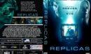 Replicas (2018) R1 Custom DVD Cover