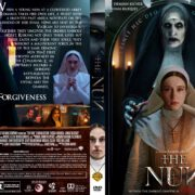 The Nun (2018) R1 Custom DVD Cover V2