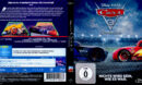 Cars 3 (2018) R2 Blu-Ray German Cover