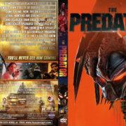 The Predator (2018) R1 Custom DVD Cover V2