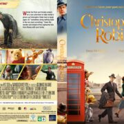 Christopher Robin (2018) R1 Custom DVD Cover