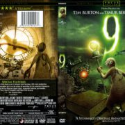 9 (2009) R1 DVD Cover