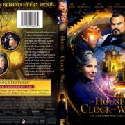 The House with a Clock in Its Walls (2018) R1 Custom DVD Cover