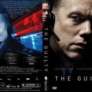The Guilty (2018) R1 Custom DVD Cover