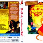 Mrs. Brisby und das Geheimnis von NIMH (1982) R2 German Blu-Ray Covers