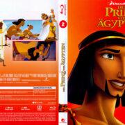 Der Prinz von Ägypten (1992) R2 German Blu-Ray Covers