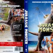 Jurassic Monster (2016) R2 German Blu-Ray Covers