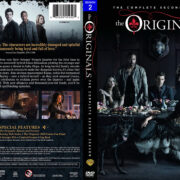 The Originals: Season 2 (2014) R1 DVD Cover & Labels