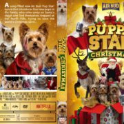 Puppy Star Christmas (2018) R1 Custom DVD Cover