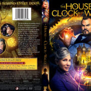 The House with a Clock in Its Walls (2018) R1 Custom DVD Cover V2