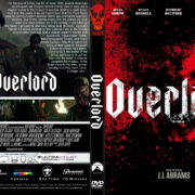 Overlord (2018) R1 Custom DVD Cover