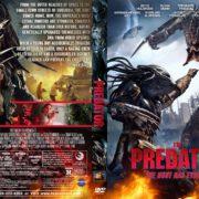 The Predator (2018) R1 Custom DVD Cover V3