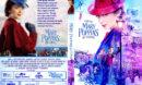 Mary Poppins Returns (2018) R1 Custom DVD Cover