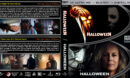 Halloween Double Feature (1978-2018) 4K UHD Custom Cover