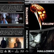 Halloween Double Feature (1978-2018) 4K UHD Custom Cover