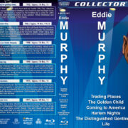 Eddie Murphy Collection (1983-1989) R1 Custom Blu-Ray Cover