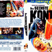 Der sechste Kontinent (1976) R2 German Blu-Ray Covers