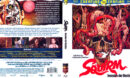 Squirm (1976) R2 German Blu-Ray Covers