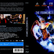 The Frankenstein Complex (2015) R2 German Blu-Ray Cover