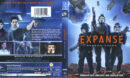 The Expanse: Season Three (2018) R1 Blu-Ray Cover & Labels