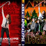 Anna and the Apocalypse (2018) R0 Custom DVD Cover