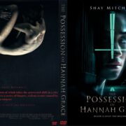 The Possession of Hannah Grace (2018) R0 Custom DVD Cover