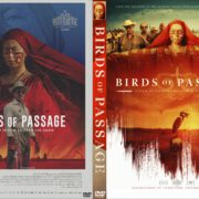 Birds of Passage (2018) R0 Custom DVD Cover