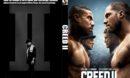 Creed II (2018) R0 Custom DVD Cover