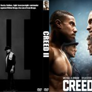 Creed II (2018) R0 Custom DVD Cover