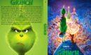 Grinch (2018) R0 Custom DVD Cover