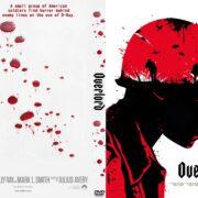 Overlord (2018) R0 Custom DVD Cover